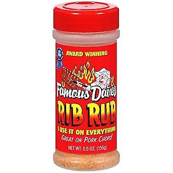 Famous Dave's Award Winning Rib Rub