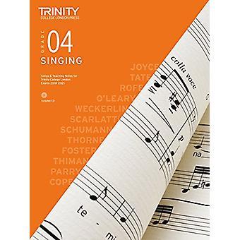Trinity College London Singing Grade 4 2018-2021 - 9780857366245 Book