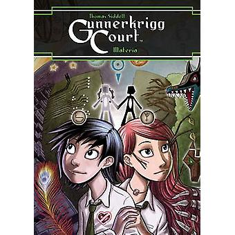 Gunnerkrigg Court Vol. 4 by Tom Siddell - 9781608869268 Book
