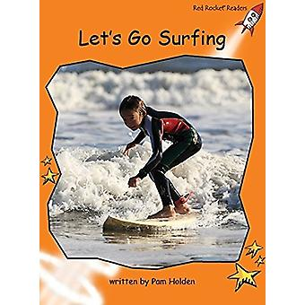 Let's Go Surfing by Pam Holden - 9781776541782 Book