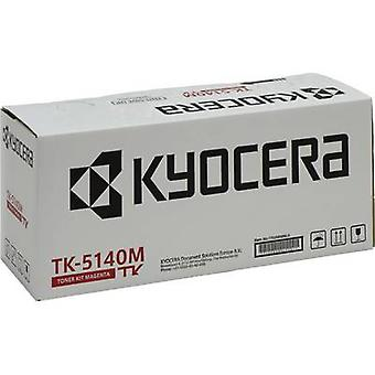 Cartuccia 1T02NRBNL0 TK - 5140M Kyocera Toner originale Magenta 5000 pagine