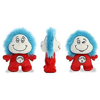 Aurora World Dr Seuss Thing 1 & 2 Double Dood PLUSHIE, 8.5
