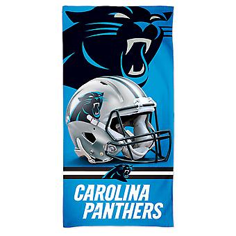 Wincraft NFL Carolina Panthers 3D Toalla de playa 150x75cm