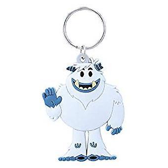 PVC Key Chain - Smallfoot - Migo - Soft Key Ring New 47101