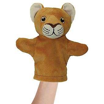Hand Puppet - My First - Lion Soft Doll Plush PC003814
