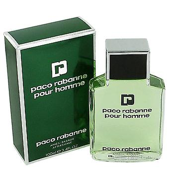 Paco rabanne after shave by paco rabanne 400245 100 ml
