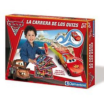 Clementoni Educational car Cars 2 (Babies and Children , Toys , Educative And Creative)
