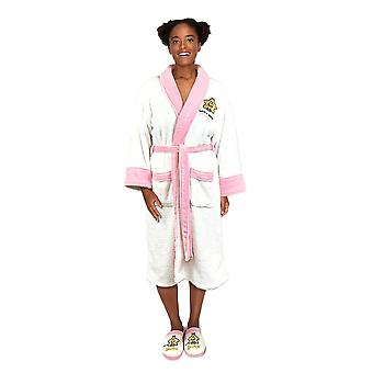 Women's Mr. Men Little Miss Sparkle Adult Fleece Dressing Gown