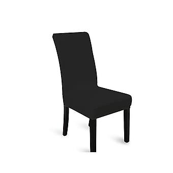 1 Piece Stretch Elastic Dining Room Washable Chair Cover