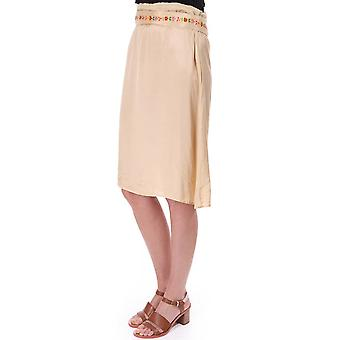 Day Humour Skirt With Floral Detail