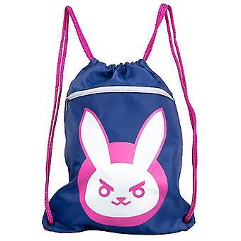 Overwatch, gym bag-D.Va