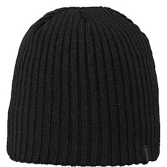 Barts Mens Wilbert Soft Fine Knit Fleece Lined Casual Beanie Hat