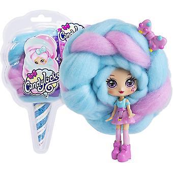 Candylocks illatos gyűjthető meglepetés Doll tartozékokkal