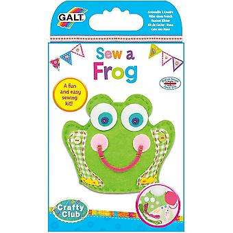 Galt Sew A Frog  - Craft Kit
