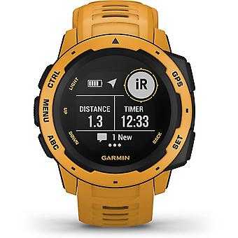 Garmin 010-02064-03 Instinct GPS Sunburst Smartwatch