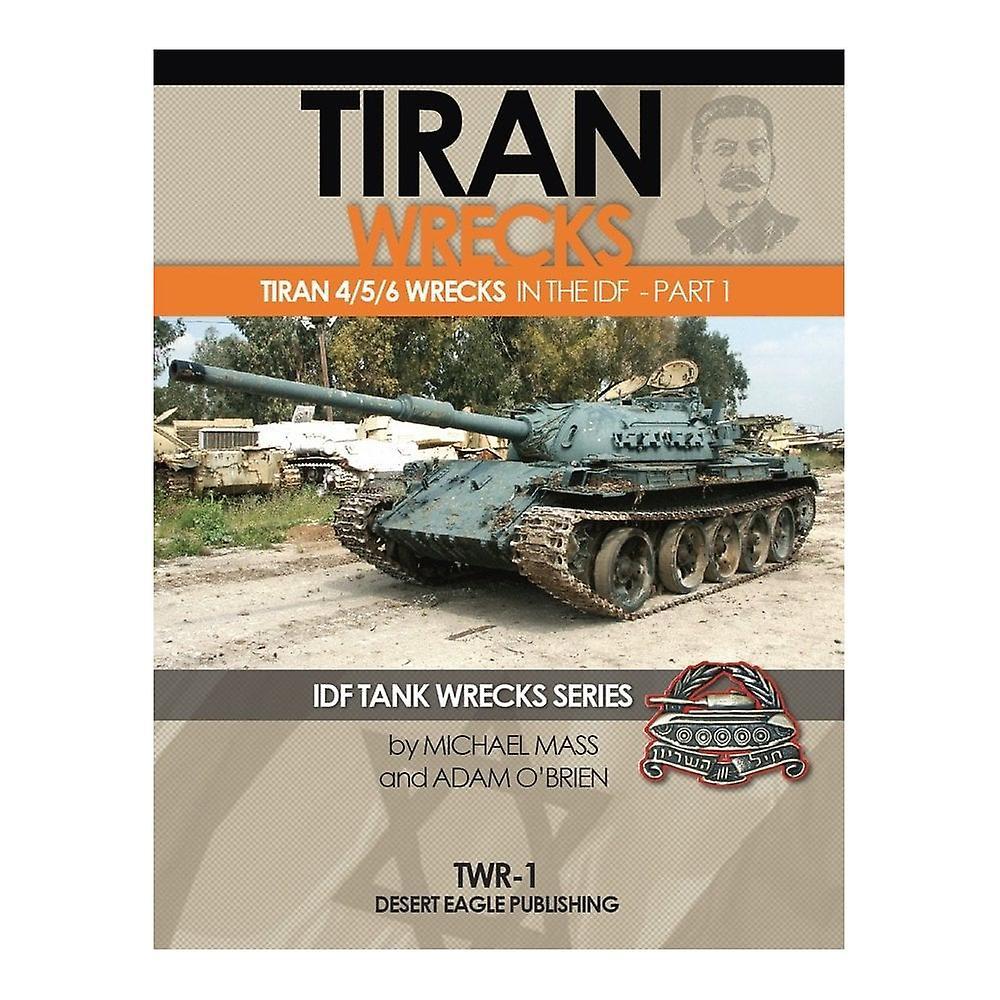 Desert Eagle Book Tiran Wrecks 1