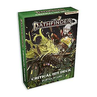 Critical Hit Card Deck Pathfinder RPG Second Edition P2