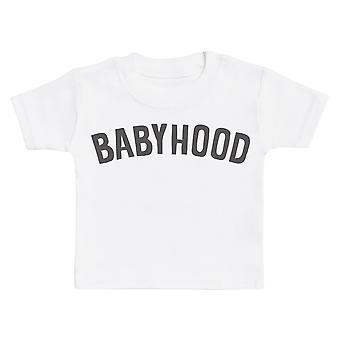 Family Hood - Matching Set - Baby Bodysuit & Kids T-Shirt, Mum & Dad T-Shirt