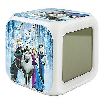 Frozen/Frost, Alarm Clock - Characters No.1
