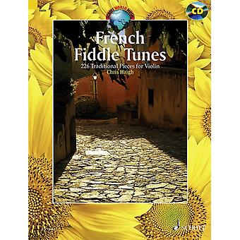 French Fiddle Tunes  227 Traditional Pieces for Violin by Edited by Chris Haigh