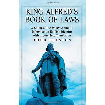 King Alfred książki prawa