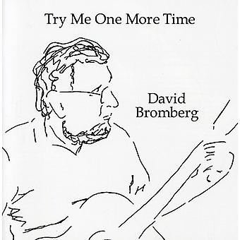 David Bromberg - Try Me One More Time [CD] USA import