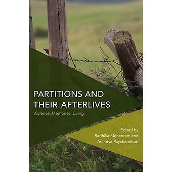 Partitions and Their Afterlives