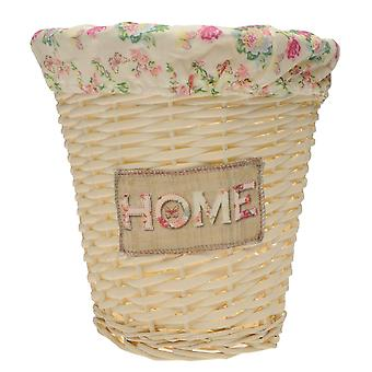 Stanford Home Unisex Wicker Waste Bin