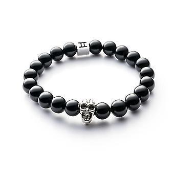 Gemini C6 bracelet - Bracelet Classic mixed lava stone