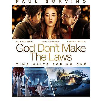 Gott machen Sie nicht die Gesetzen [DVD] USA importieren