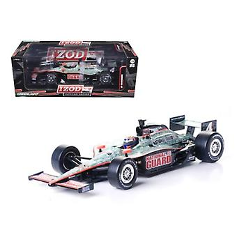 2011 Izod Indy Car J.Hildebrand Jr. #4 Panther Racing 'National Guard' 1/18 Diecast Modellauto von Greenlight