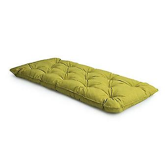 Lime SINGLE Loft 25® Luxe Stof Memory Foam Futon Matras Guest Spare Bed