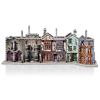 3D harry potter diagon alley 450pc puzzle