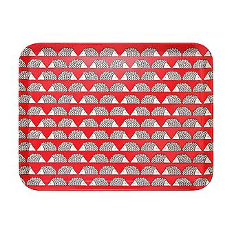 Scion Spike Bamboo Tray, Rouge