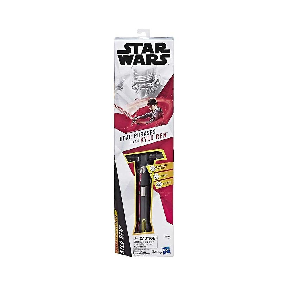 Star Wars Kylo Ren Elektroniskt ljus sabel
