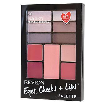 Revlon Eye Cheek and Lip Palette Berry in Love #300