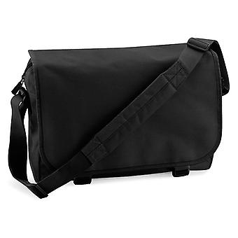 Messenger Bag - svart