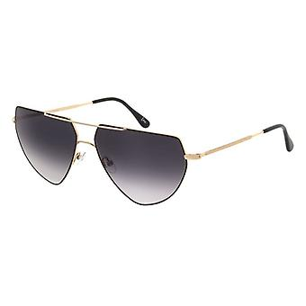 Andy Wolf Drax F Gold/Grey Gradient Sunglasses
