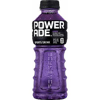 Powerade Ion4 Grape-( 710 Ml X 12 Bottles )