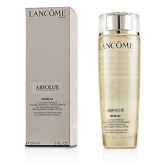 Lancome Absolue rosa 80 l'illuminante & rivitalizzante lozione tonificante - 150ml / 5oz