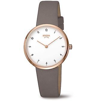 Boccia Titanium 3315-03 Naisten Watch