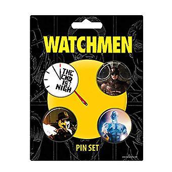 Sada kolíků watchmenů 4