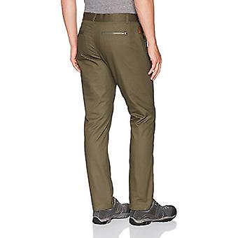 All Good Men's Chino Pants, Olive, Small