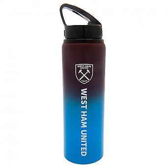 West Ham United FC Aluminium Drinks Bottle