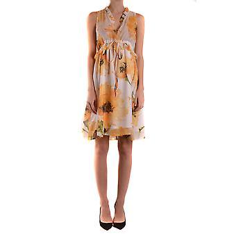 Robe Blugirl Blumarine Ezbc103042 Femmes-apos;s Gilet jaune en polyester