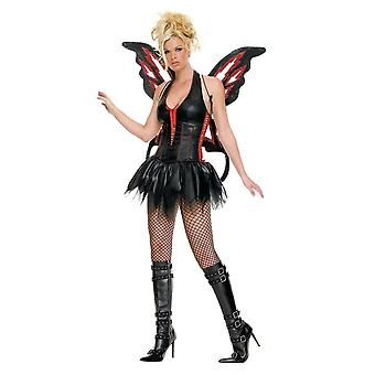 Gothic Fairy Costume for women