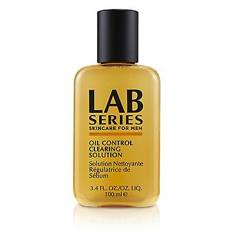 Lab series oil control clearing solution 232420 100ml/3.4oz