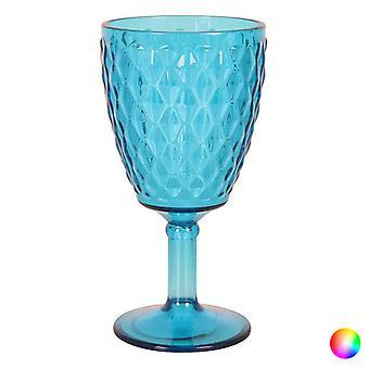 Diament ze szkła do wina (390 ml)/Przezroczysty