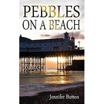 Pebbles on a Beach by Button & Jennifer Mary Carlotta