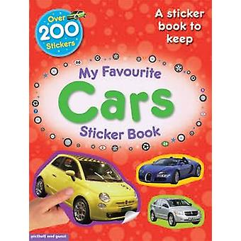 My Favourite Cars Sticker Book by Chez Picthall - 9781907604010 Book